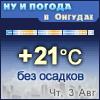 Оренбург погода на август 2016